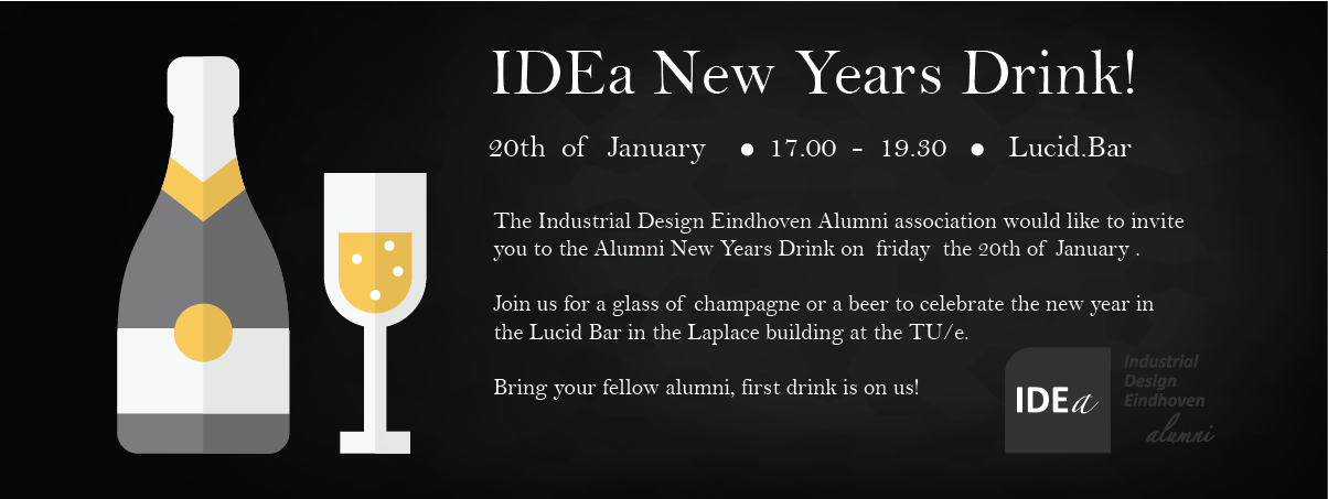 IDEa New Year Drink!