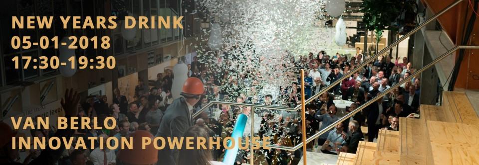 NY Drink @ Innovation Powerhouse