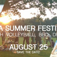 Save The Date: 25th of August: IDEa Summer Festival